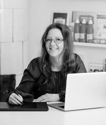 Maria Skantz, Grafisk Formgivare & Art Director
